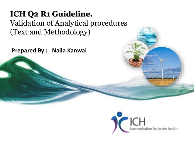Guideline for Analytical Method Validation