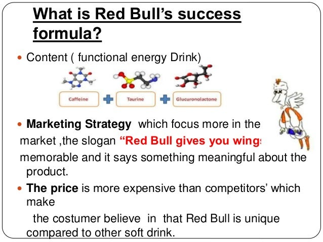 red bull marketing strategy 2018