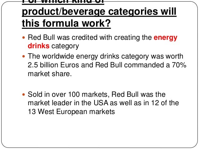 red bull case study analysis Type case study pages 4 pages level general public accessed 3 times validated by committee oboolocom.