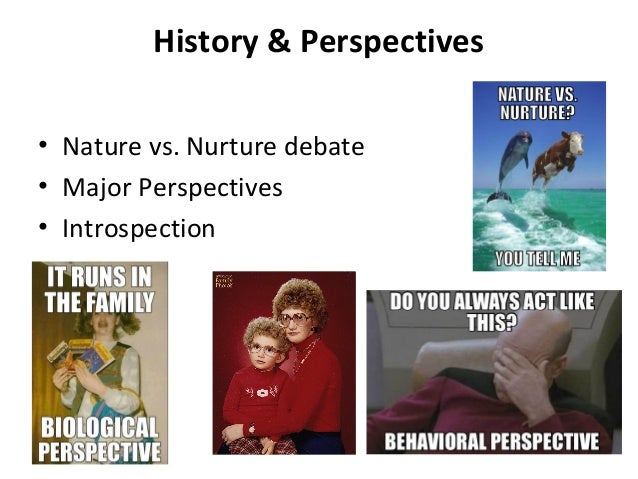 debate nature vs history Pendulum of opinion on nature vs nurture through history the bell curve re-ignited the nature-nurture debate the public debate was (and is) divided.