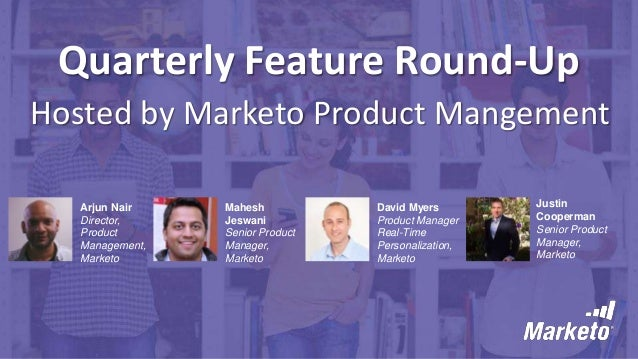 Quarterly Feature Round Up Webinar