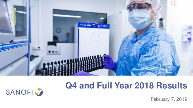 Q4 and Full Year 2018 Results February 7, 2019