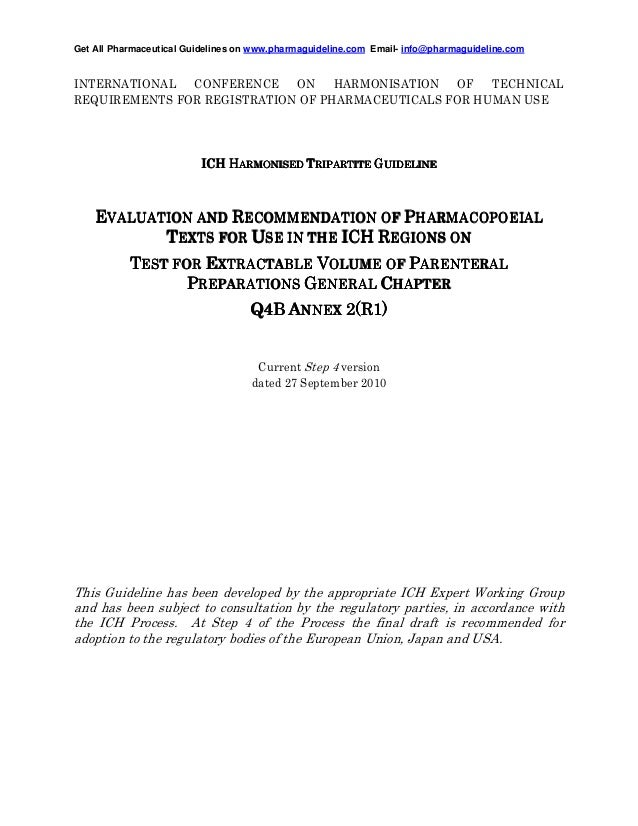 Get All Pharmaceutical Guidelines on www.pharmaguideline.com Email- info@pharmaguideline.com  INTERNATIONAL CONFERENCE ON ...