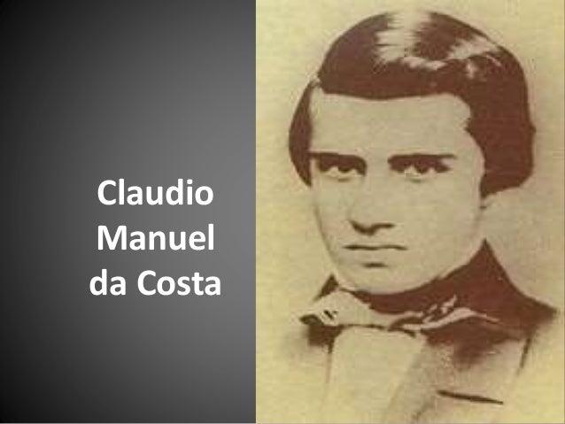 Claudio Manuel da Costa