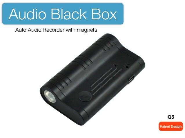 Kingneed Q5 Magnet Voice Recorder
