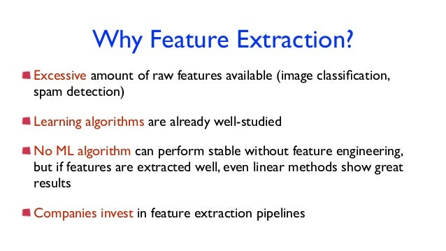 DataEngConf: Feature Extraction: Modern Questions and Challenges at G…