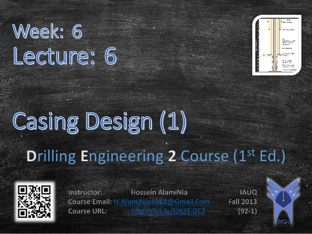 Drilling Engineering 2 Course (1st Ed.)