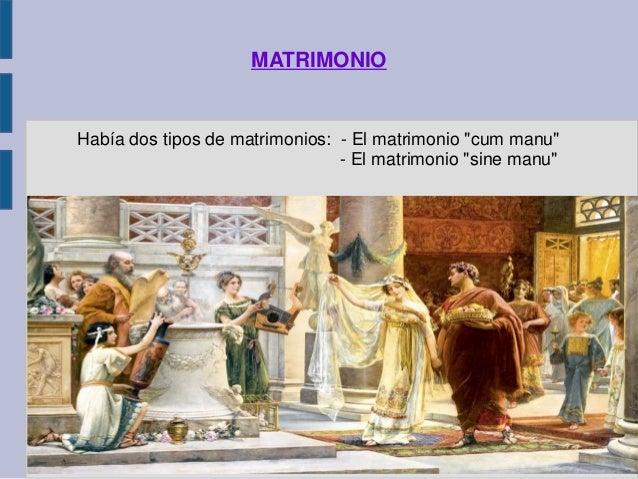 Matrimonio En El Imperio Romano : Vida cotidiana en roma: familia educación matrimonio
