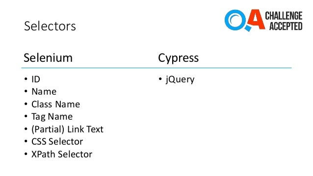 Cypress vs  Selenium, is this the end of an era