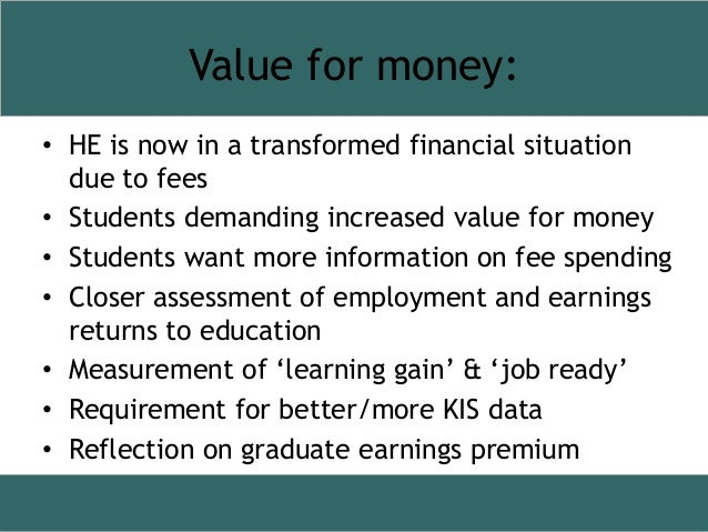Policy issues in UK Higher Education 2015 Slide 3