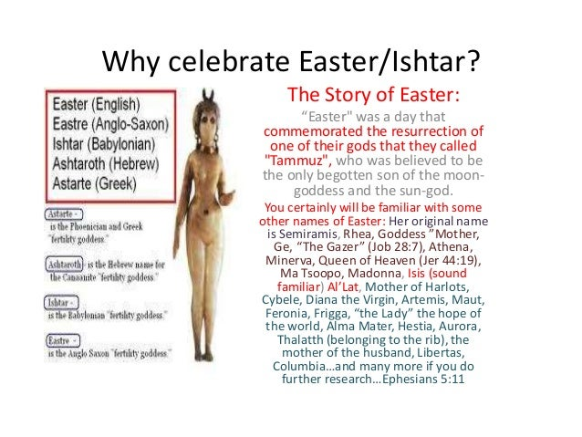easter vs passover 3 there is no such thing as easter, it is a pagan holiday, and has replaced passover 4 god said not to break any bones because this was the passover and jesus is the passover lamb when people are crucified usually both bones are broken so they die faster, but none of jesus' bones were broken.