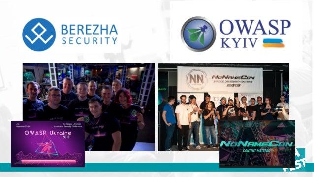 QA Fest 2019. Сергій Короленко. Топ веб вразливостей за 40 хвилин Slide 2