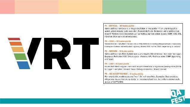 QA Fest 2019. Сергій Короленко. Топ веб вразливостей за 40 хвилин Slide 3
