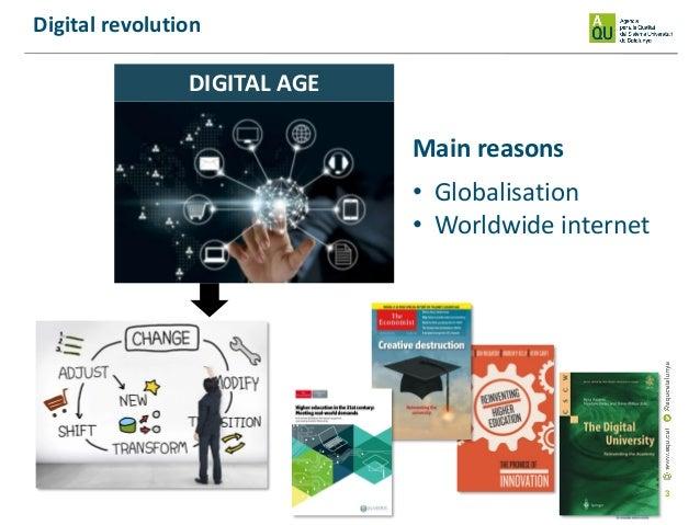 QA in blended and online education: Main findings of the ENQA WG E-learning Slide 3