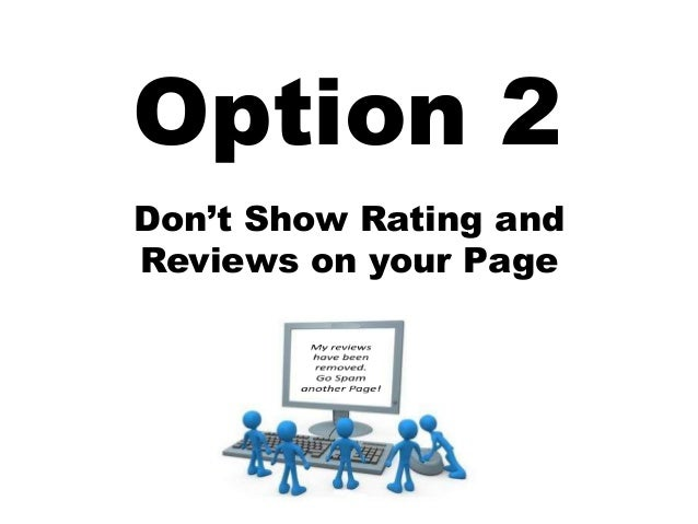 How to remove a negative review on a Facebook Page