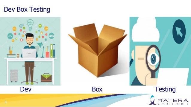 8 Dev Box Testing Dev Box Testing