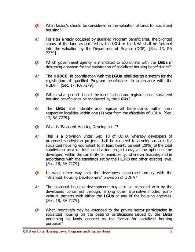 Seo Agreement Template. Q A On Local Housing Laws Programs And  Organizations By Atty Alvi