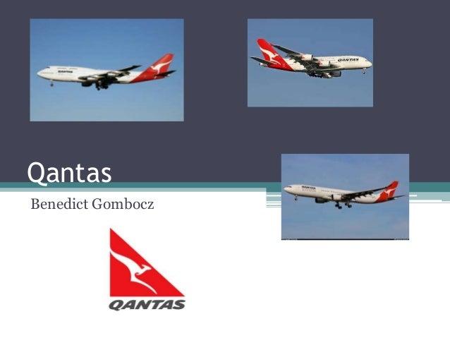 Qantas Airline Marketing
