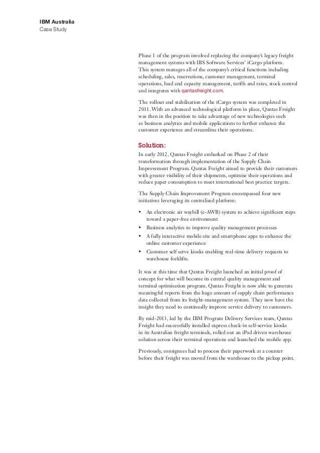 Qantas freight case_study_final(1) Slide 2