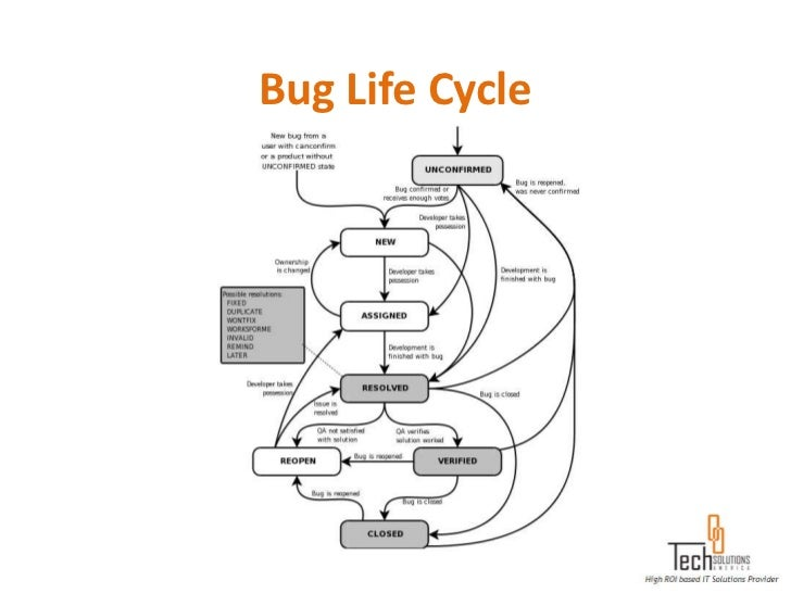 test life cycle 38 - Software Testing Flow Chart