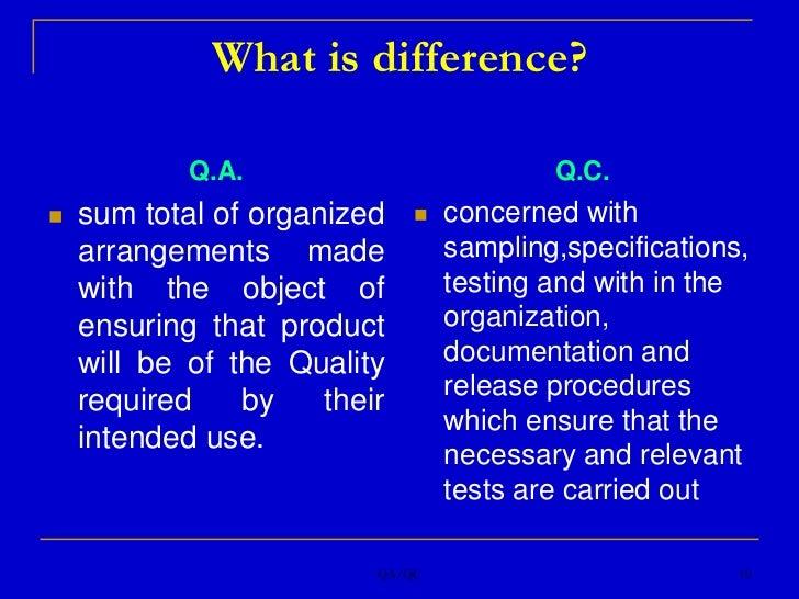 qa qc Hier lees je wat een qa/qc officer is, wat een qa/qc officer doet, waar een qa/qc officer werkt en hoe je een qa/qc officer wordt.