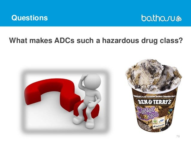 Questions What makes ADCs such a hazardous drug class? 70