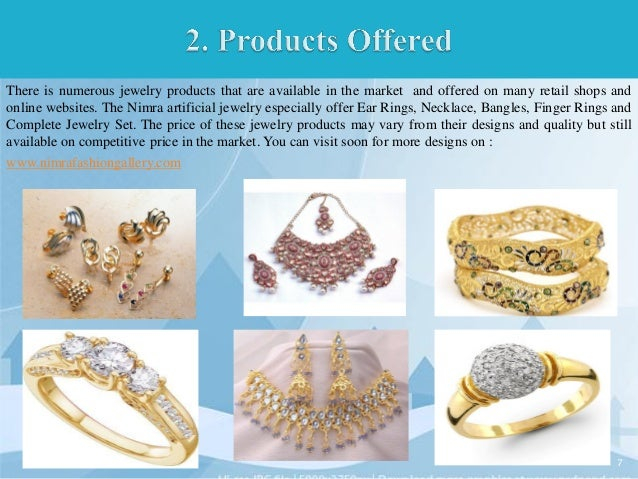 Imitation jewellery business plan