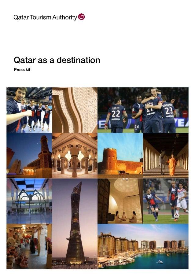 Qatar as a destination Press kit