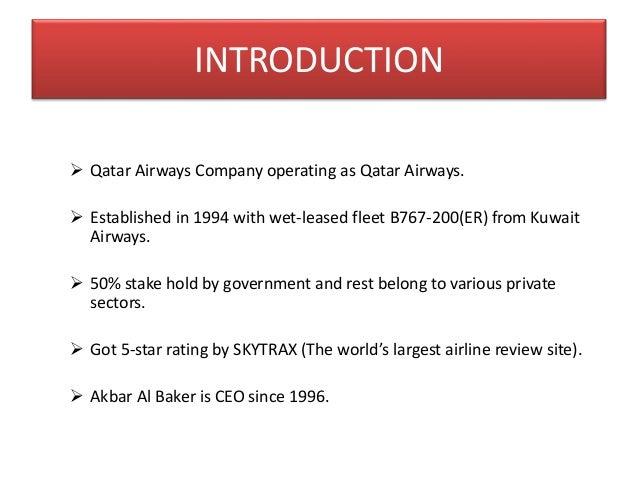 Qatar airways presentation toneelgroepblik Choice Image