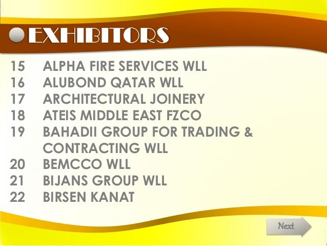4th Civil Defence Exhibition and Conference - Qatar