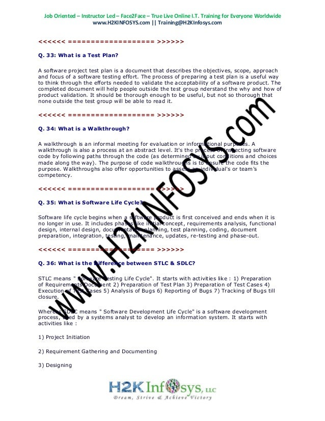 latest qa interview questions top 100 qa testing interview questio rh slideshare net MLA Format Interview Question and Answer MLA Format Interview Question and Answer