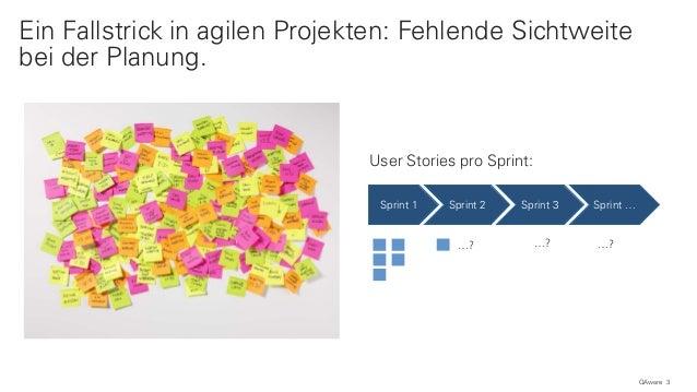 Agil zum Ziel: Erfolgsfaktoren für agile IT-Großprojekte Slide 3