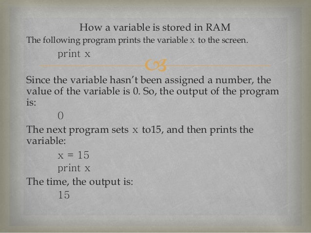 Qbasic tutorial variable 17 fandeluxe Image collections