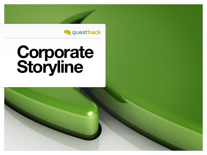 Corporate Storyline