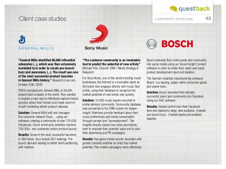Client case studies                                                                                             CORPORATE ...