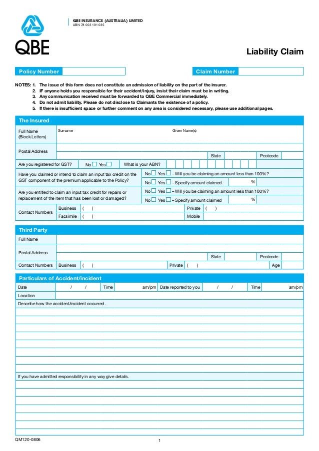 Accident Incident Report Form Template  VisualbrainsInfo