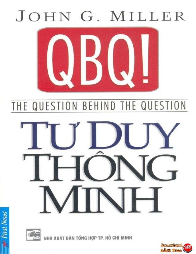 QBQ tư duy thông minh pdf -download sách free