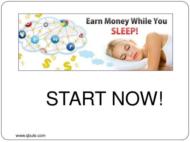 START NOW! www.qbule.com