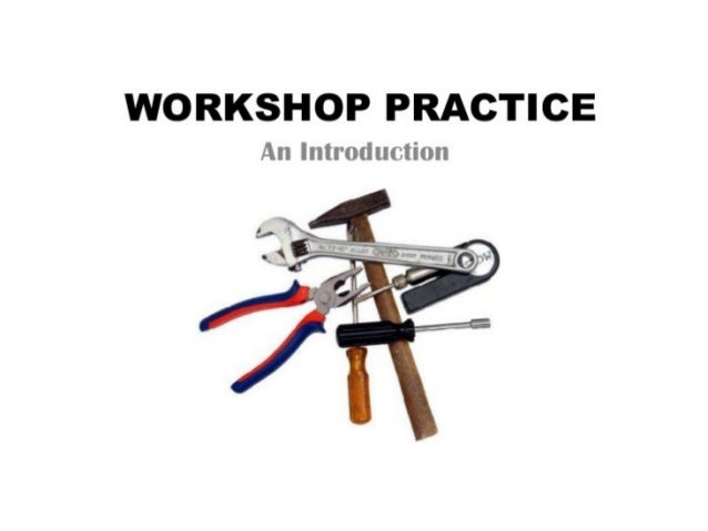 Fitting and assembling workshop