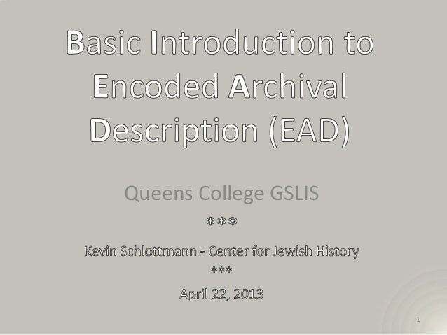 Queens College GSLIS                       1