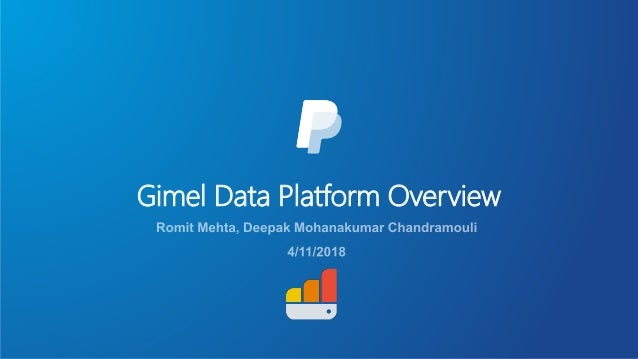 Gimel Data Platform Overview