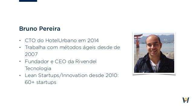 Lean e Data Science para levar o turismo brasileiro a outro patamar Slide 2