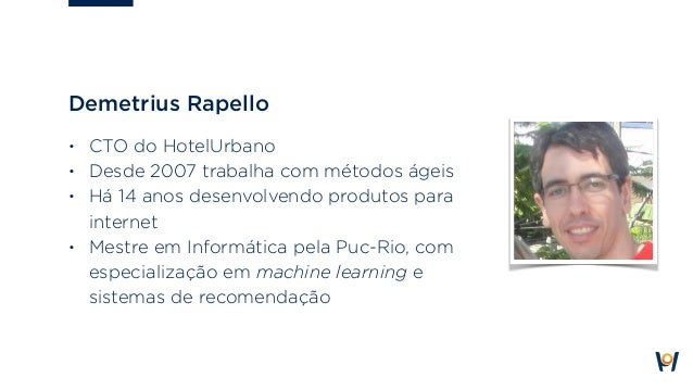 Lean e Data Science para levar o turismo brasileiro a outro patamar Slide 3