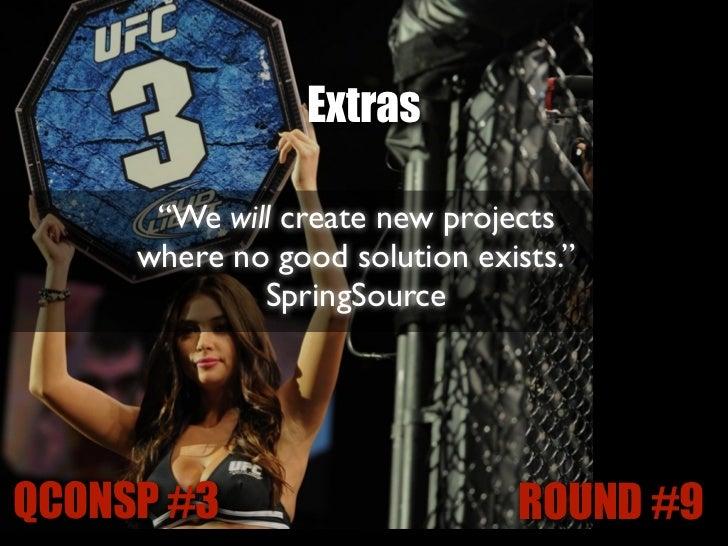 ExtrasQCONSP #3            ROUND #9