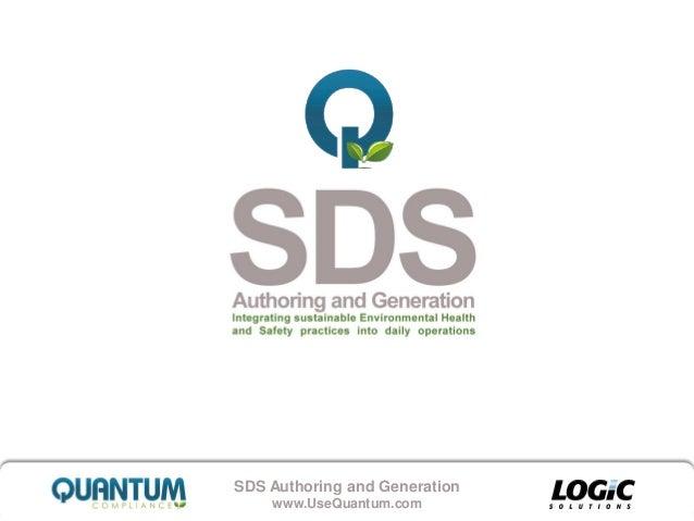 http://www.iouinc.com/contactus.aspx   SDS Authoring and Generation        www.UseQuantum.com