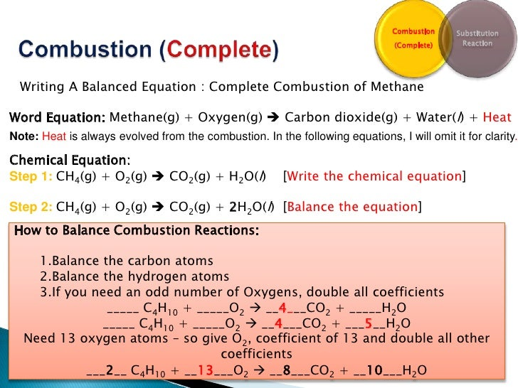 oxygen and following balanced equation essay 2014-11-30  chapter 6 quantities in chemical reactions opening essay  given the following balanced chemical equation.