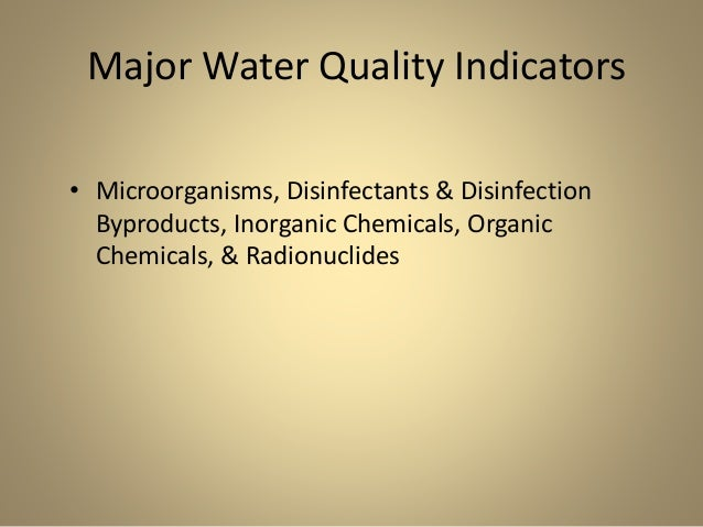 Water Treatment Methods  • Flocculation/Sedimentation Flocculation refers to water treatment processes that  combine small...