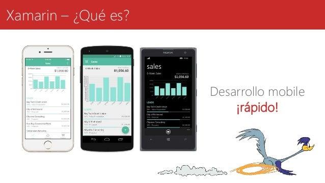 Xamarin – ¿Qué es? Desarrollo mobile ¡rápido!