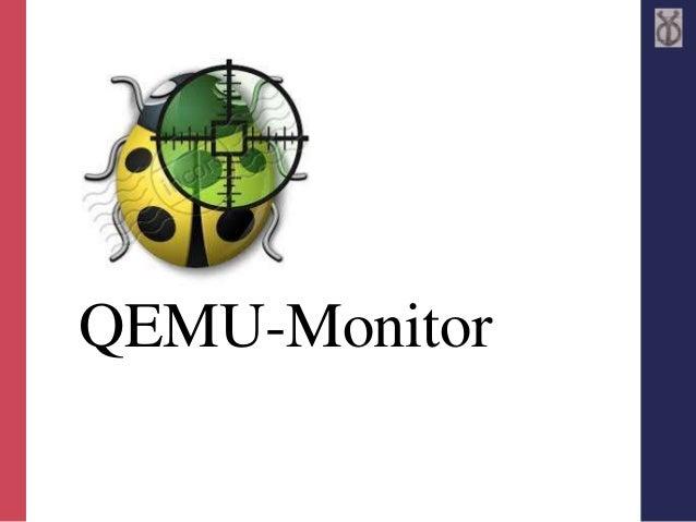 QEMU-Monitor