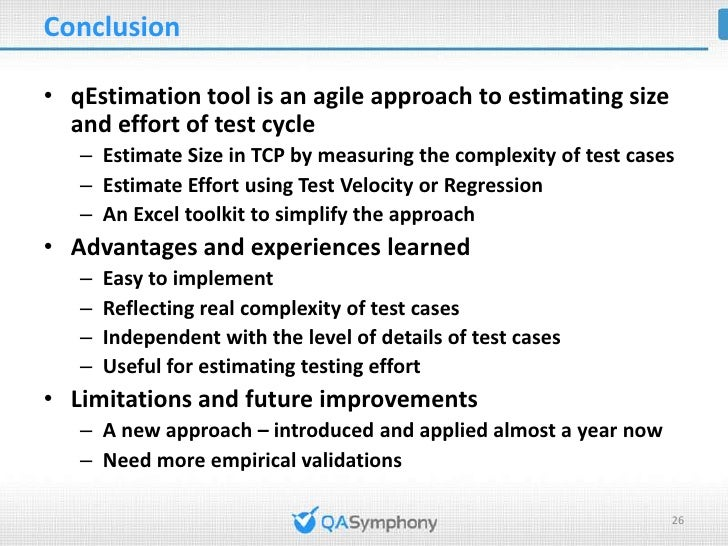 qEstimation Process[Test Cycle i]                 Count TCPs                   Estimate    Test Case                      ...